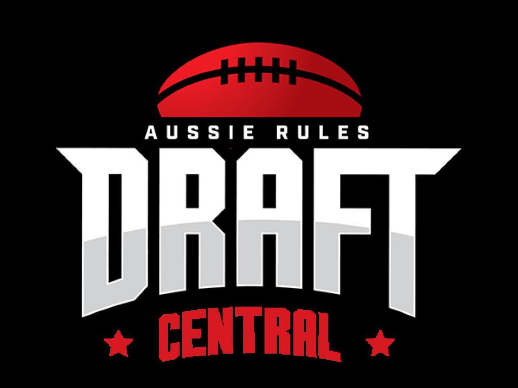 Draft Central Logo AFL